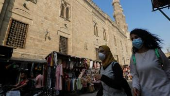 مصر تسجل 88 وفاة و1168 إصابة جديدة بكورونا