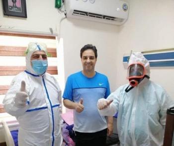 العراقي راضي سيكمل علاجه في الأردن