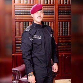 الملازم محمد الفواعير ..  مبارك التخرج