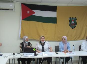 اضطرابات النوم لدى طلبة الجامعة محاضرة في تنمية المجتمع بالاردنية