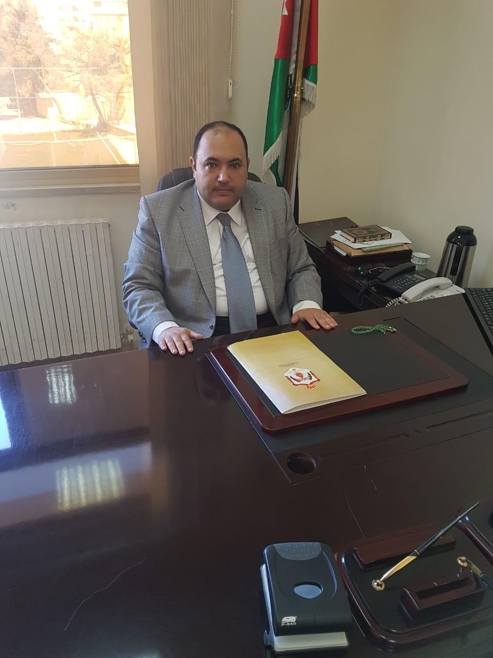 الدكتور عبدالله فلاح الهزاع