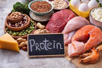 ما هو مقدار البروتين الذي يجب أن تأكله حسب عمرك
