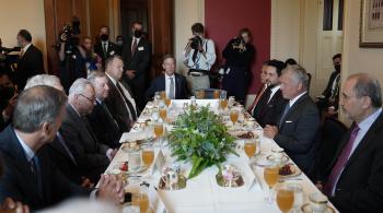 أعضاء في الكونغرس الأميركي: نحترم ونثق بآراء الملك ونصائحه
