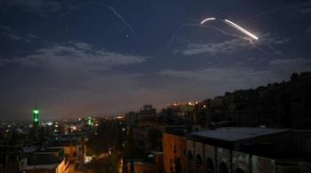 عدوان جوي للاحتلال على أهداف في محيط دمشق
