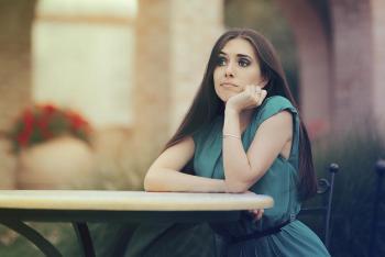 الفراغ العاطفي عند المرأة