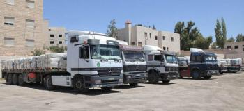 نقيب الشاحنات: 600 مليون خسائر القطاع باشتراط العمر التشغيلي للدخول إلى السعودية
