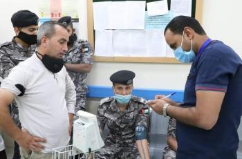 حملة للتبرع بالدم في مستشفى غور الصافي