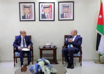العودات للسفير التونسي: القضية الفلسطينية على سلم أولويات الأردن