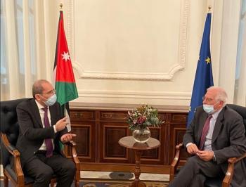 الاتحاد الأوروبي يؤكد دعم الأردن للتخفيف من آثار كورونا على اقتصاده