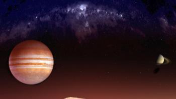 علماء الفلك يرصدون صدفة انفجارا نيزكيا في الغلاف الجوي للمشتري