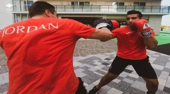 الملاكم عشيش على بُعد خطوة من ميدالية في أولمبياد طوكيو