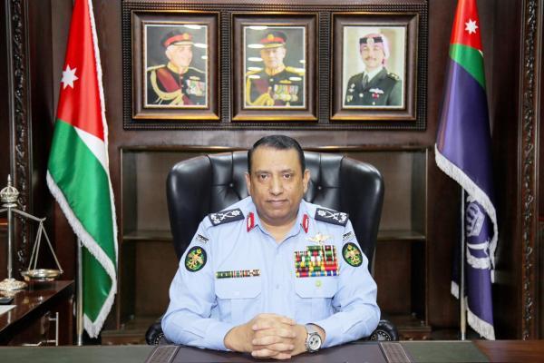 اللواء الركن حسين الحواتمة