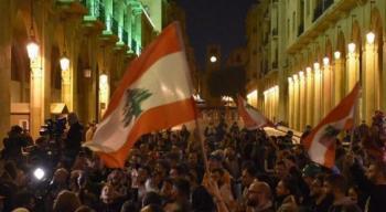 تحركات احتجاجية وقطع طرق في لبنان ليلا