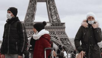 إصابات كورونا في فرنسا تتجاوز نصف مليون