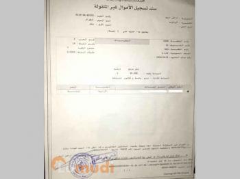 أرض للبيع في اربد - منطقة البارحة مساحتها 1035 م