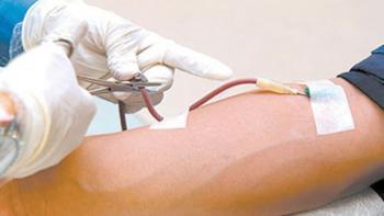 الصحة الفلسطينية تدعو للتبرع بالدم