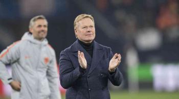 كومان يستهل مبارياته مع برشلونة بمواجهة فياريال