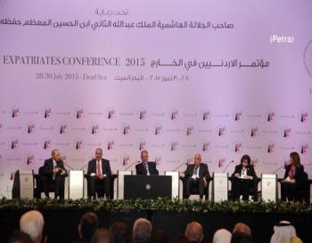 ذكريات من مؤتمر الأردنيين في الخارج 2015