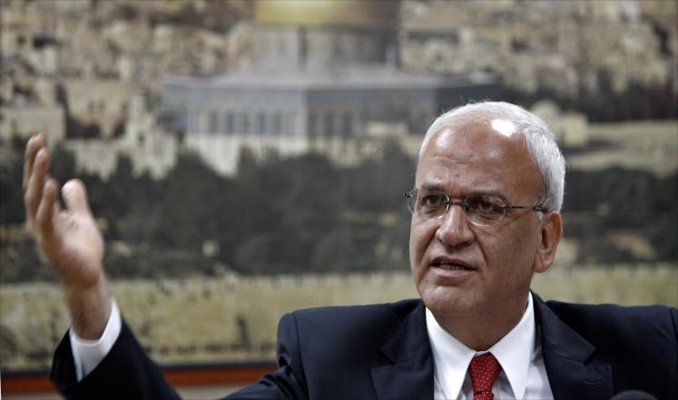 عريقات يعود للأراضي الفلسطينية بعد انتهاء فترة علاجه