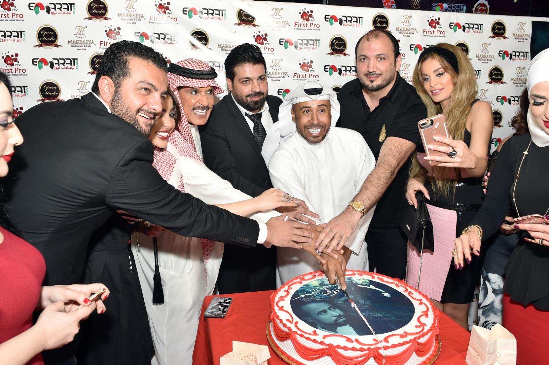 يوسف العماني يقيم حفلاً  كبيراً في دبي والعنوان فوق القمم