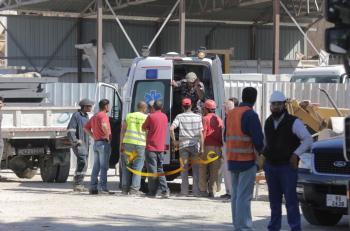 ارتفاع إصابات انهيار توسعة مكة مول إلى 13