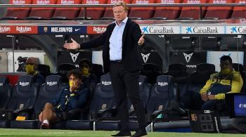 مباراة برشلونة ويوفنتوس ..  أزمة دفاعية تورط كومان