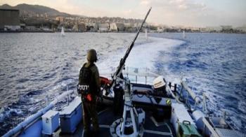 الاحتلال يعتقل اربعة صيادين في بحر جنوب قطاع غزة