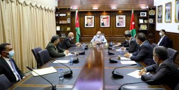 الفايز يلتقي رئيس وأعضاء اتحاد الناشرين الأردنيين