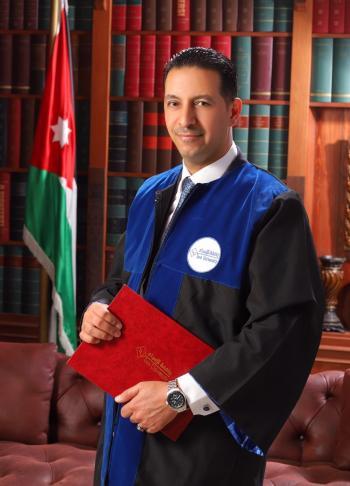 يزن الرواشدة ..  مبارك التخرج
