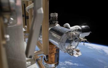 تسرب هواء في محطة الفضاء الدولية ..  وناسا تعلق