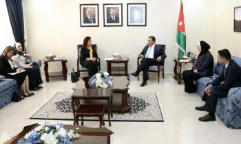 البرلمانيات العرب يثمن قرارا عراقيا بتحديد يوم للقضاء على العنف الجنسي