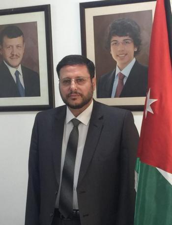 مدير عام هيئة النقل البري الأسبق بشار العمري في ذمة الله