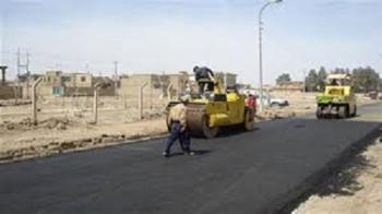 عطاء خلطة اسفلتية لشوارع بلدية شيحان
