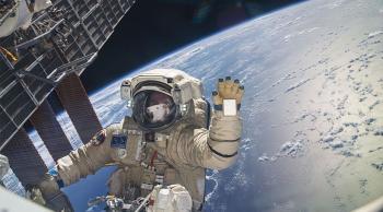 تجارب علمية في محطة الفضاء الدولية تحضيرا لرحلات أبعد في الكون