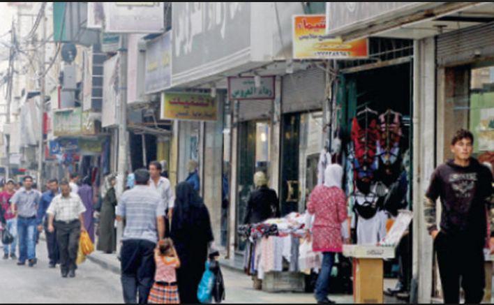 اسواق اربد: زحمة عيد وعين التجار على المزيد