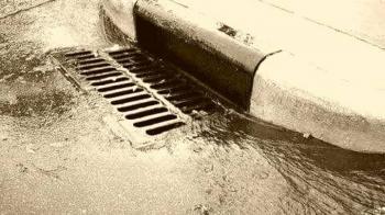 عطاء انشاء قنوات لتصريف مياه الامطار لبلدية الشفا
