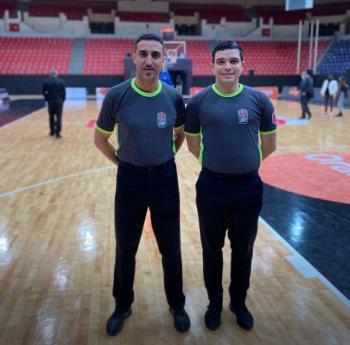 الآسيوي لكرة السلة يختار حكمين أردنيين