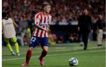 الفيفا يرفض استئناف أتلتيكو مدريد ضد إيقاف تريبير