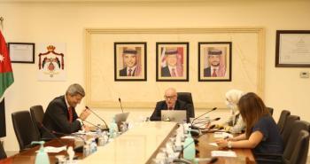 الكسبي يبحث مع البنك الأوروبي للإنشاء المشاريع الممولة في الأردن