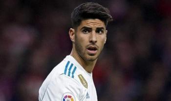 نجم ريال مدريد أسينسيو يصاب مجددا