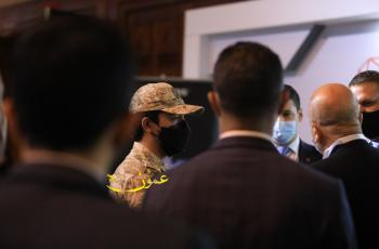 ولي العهد يزور جانباً من فعاليات مؤتمر ومعرض الذكاء الاصطناعي