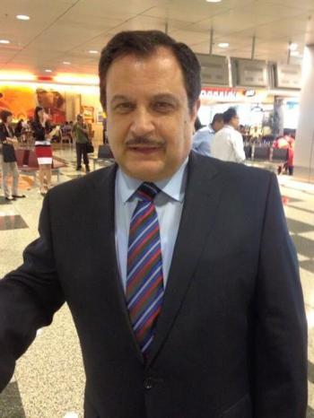 مدير عام شركة المطارات الأردنية السابق محمد هاشم مرتضى في ذمة الله