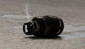 عمان: انهيار بلكونة شقة عقب انفجار اسطوانة غاز