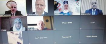 رسالة ماجستير في عمان العربيةحول الدور الوسيط لصناعة القرارات الاستراتيجية