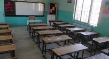 تربية الكرك تعلق الدوام الرسمي في مدرستين