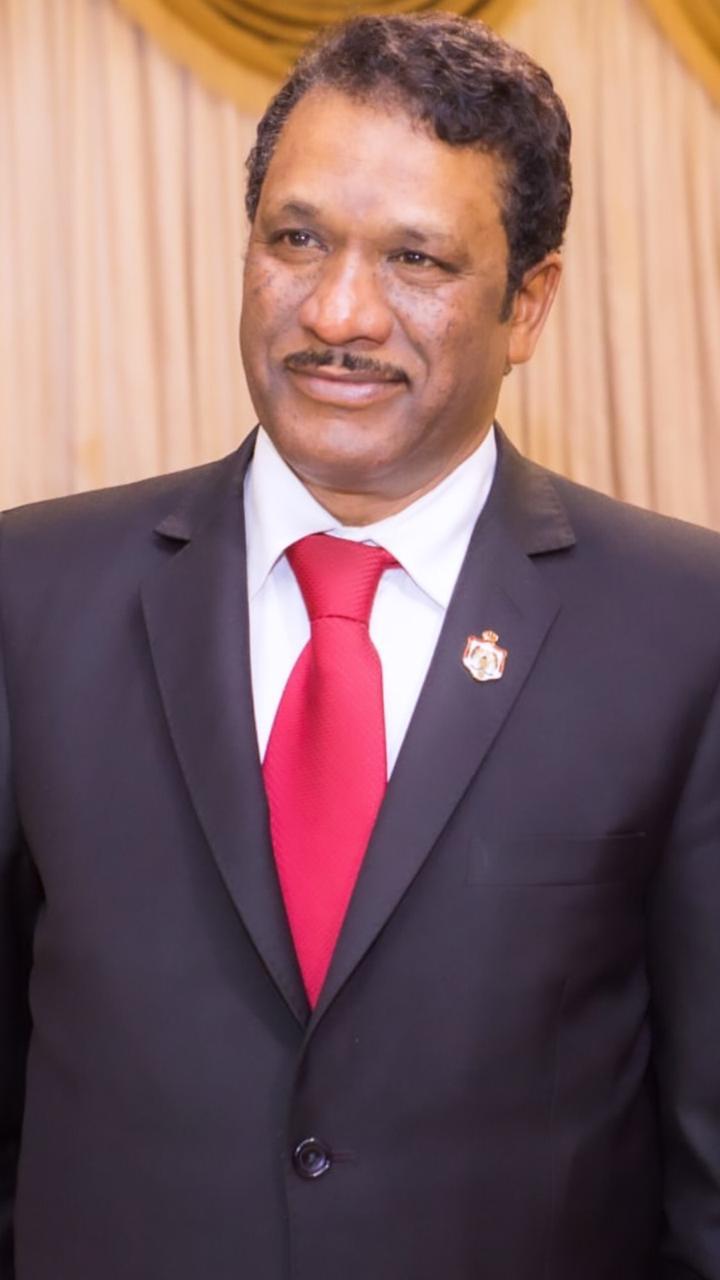 السفير د.محمود الخزاعلة