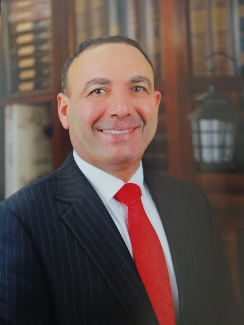 الدكتور المهندس هشام العبادي
