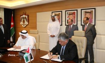 اتفاقية لأكبر مشروع طاقة شمسية في المملكة