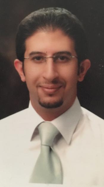 تهنئة للدكتور بشار عبدالله العبابنة