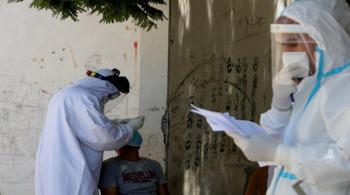 3 وفيات و537 إصابة جديدة بكورونا في الأراضي الفلسطينية